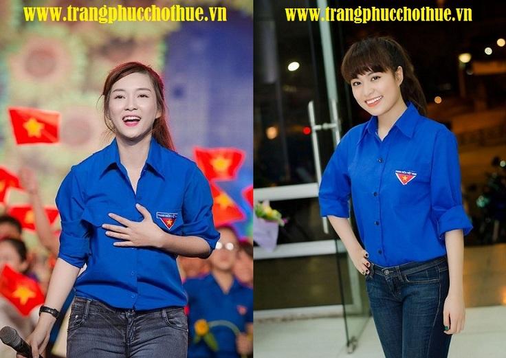 Bán áo đoàn thanh niên Việt Nam
