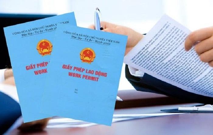 Làm giấy phép lao động cho người nước ngoài