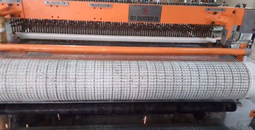 Lưới thép hàn - 85