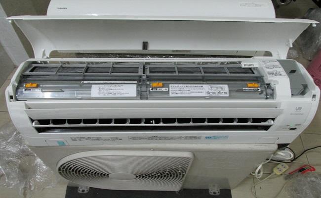 Máy lạnh Toshiba cũ giá rẻ