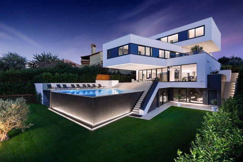 Thiết kế biệt thự đẹp hiện đại Quận 12 chuyên nghiệp