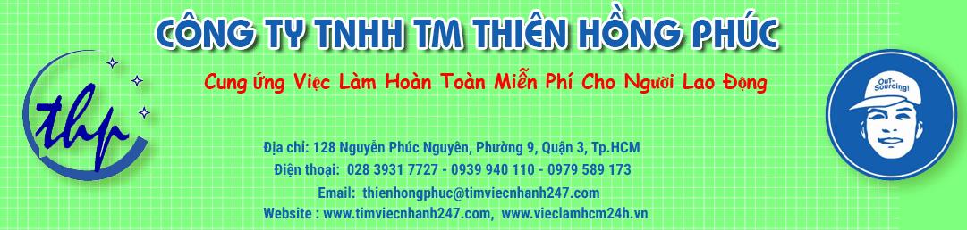 Tìm việc làm ở TPHCM