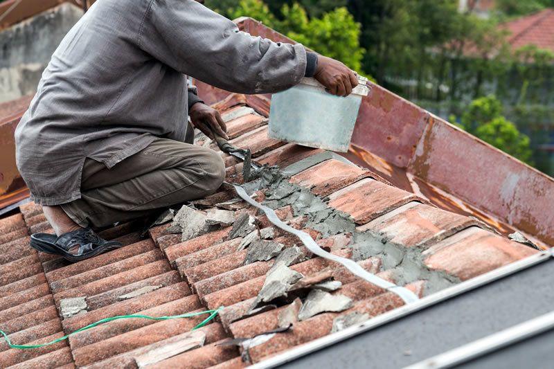 Xử lý mái nhà bị thấm Quận 1 - 1
