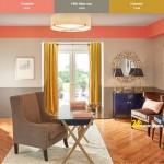 Màu sơn đẹp cho ngôi nhà