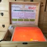 Hướng dẫn cách sử dụng đèn đá muối Himalaya massage chân