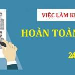 Tìm việc làm Kinh Doanh tại TPHCM