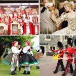 Cho thuê trang phục châu Âu