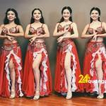 Cho thuê trang phục múa Ấn Độ