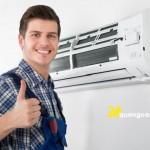 Sửa chữa máy lạnh uy tín tại TPHCM