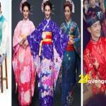 Cho thuê trang phục châu Á