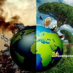 Ô nhiễm môi trường ảnh hưởng như thế nào đến sinh vật?