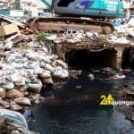 Nguyên nhân gây ô nhiễm môi trường ở Việt Nam hiện nay