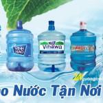 Giao nước uống tại quận 2 TPHCM