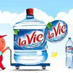Giao nước uống Lavie quận 2 TPHCM