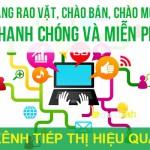 Dịch vụ TMĐT 24hQuangCao.Com - Đăng tin quảng cáo rao vặt miễn phí