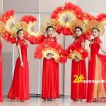 Cho thuê trang phục biểu diễn quận 7 TPHCM