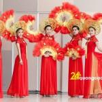 Dịch vụ cho thuê trang phục biểu diễn quận 4 TPHCM