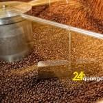 Xưởng rang xay gia công cà phê