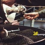 Rang xay cà phê gia công ở tại TPHCM