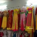 Cho thuê trang phục biểu diễn cần bao nhiêu vốn?